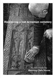 Armenia-book cover