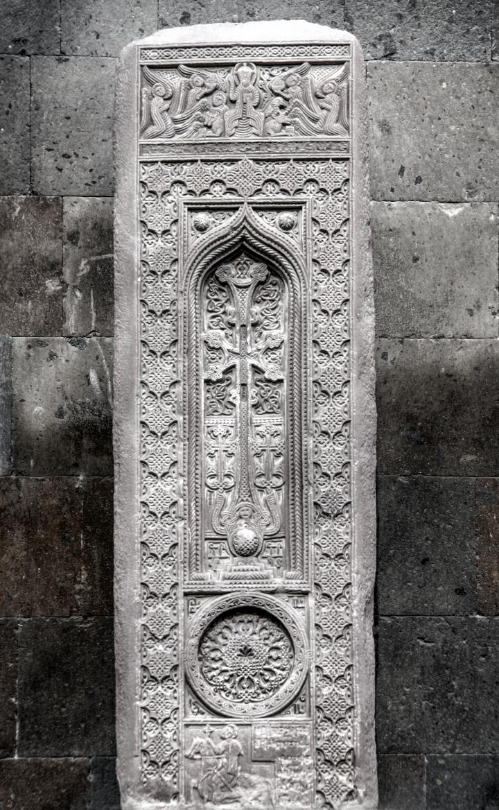 Paron Hovhaness khachkar 1602-100
